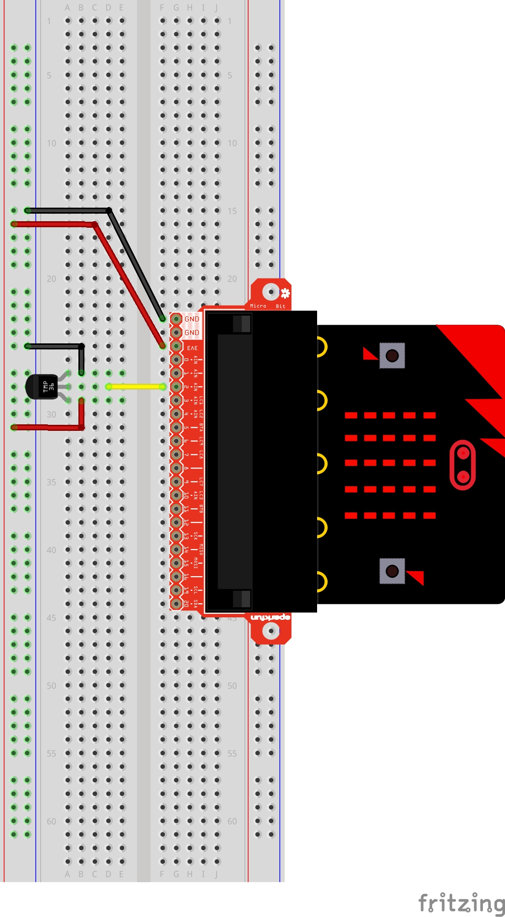 Getting Started With Micropython And The Sparkfun Inventor