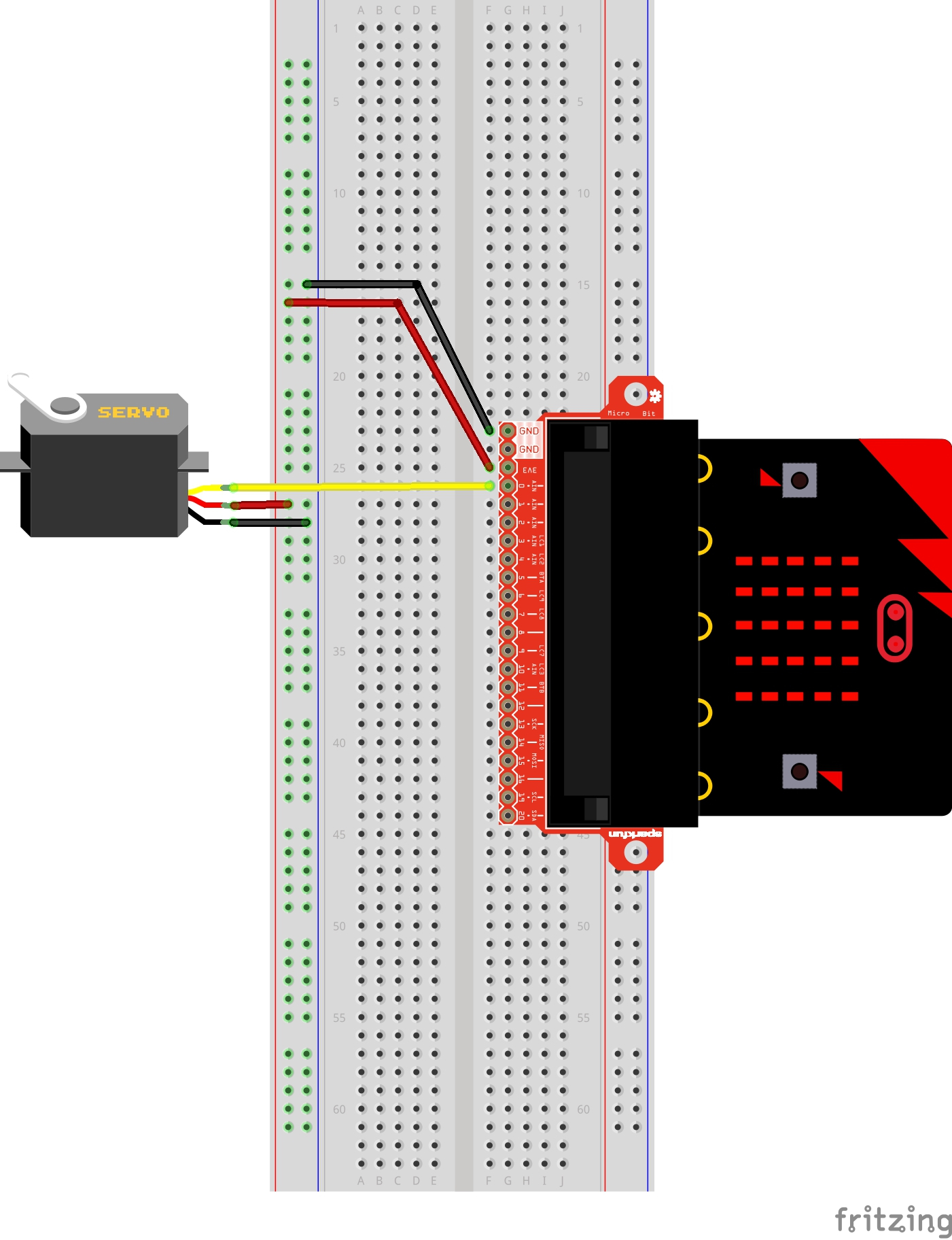 Getting Started With Micropython And The Sparkfun Inventors Kit For Lowcost Power Buzzer Circuit Diagram Centre Wiring Experiment