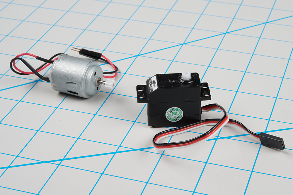 Hobby Servo Tutorial - learn sparkfun com