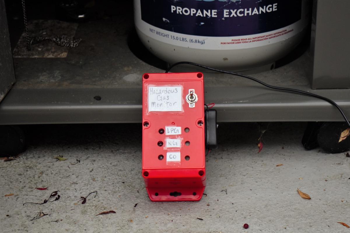 Hazardous Gas Monitor Learn Sparkfun Com
