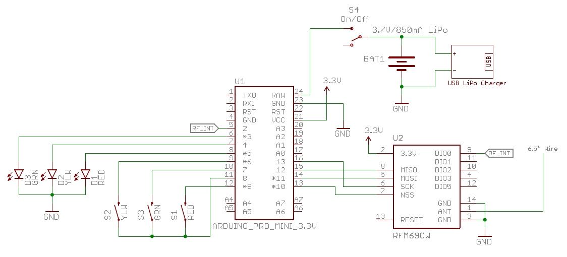 schematic for kill switch