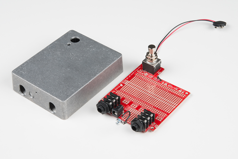 Proto Pedal Assembly and Theory Guide - learn sparkfun com
