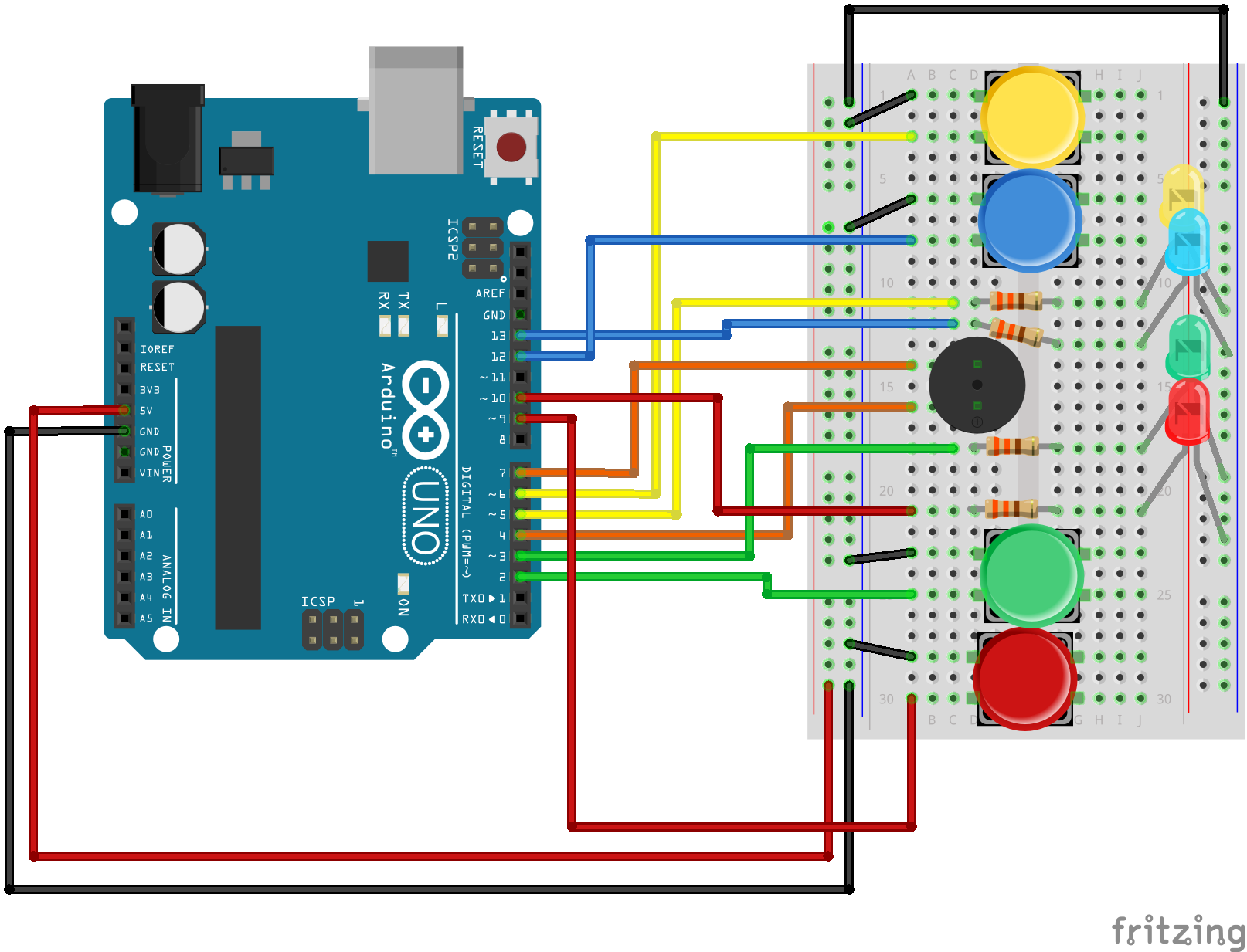 Pleasing Sik Experiment Guide For Arduino V3 3 Learn Sparkfun Com Wiring Cloud Hisonuggs Outletorg