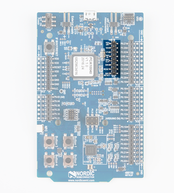 nRF52832 Breakout Board Hookup Guide - learn sparkfun com