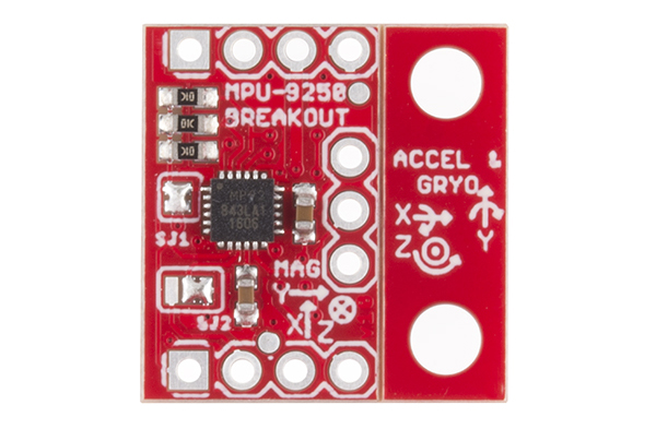 "MPU-9250 <abbr title=""printed circuit board"">PCB</abbr>"