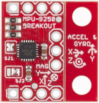 MPU-9250 Hookup Guide - learn sparkfun com