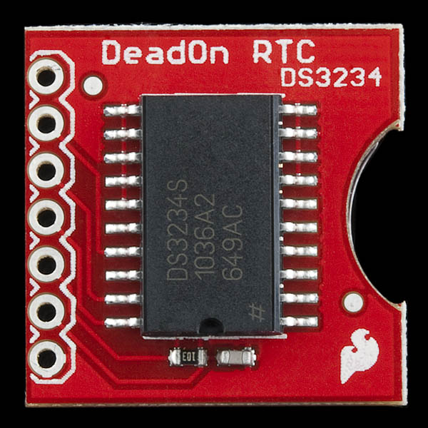 DeadOn RTC Module top