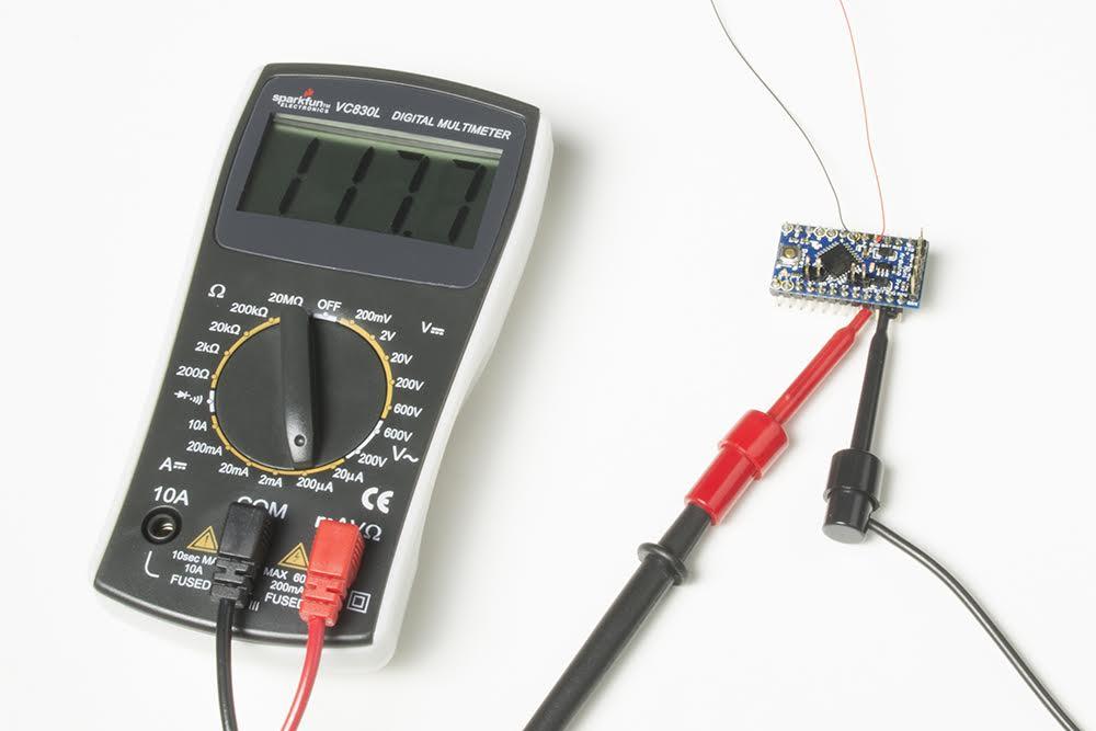Reducing arduino power consumption learn sparkfun