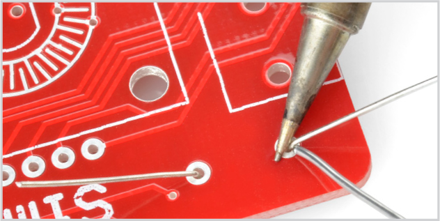Feed Solder Joint