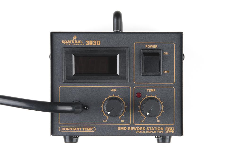 how to use a hot air rework station learn sparkfun com rh learn sparkfun com