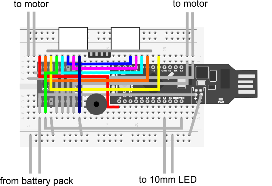 Red Box Robot Hookup Guide - learn.sparkfun.com Hard Start Power Pack Wiring Diagram on hard drive wiring diagram, hard start coil, cool start wiring diagram, hard start capacitor, smart start wiring diagram, soft start wiring diagram, ready start wiring diagram, run start wiring diagram,