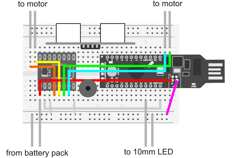 g80910 red box robot hookup guide learn sparkfun com breadboard wiring diagram at soozxer.org