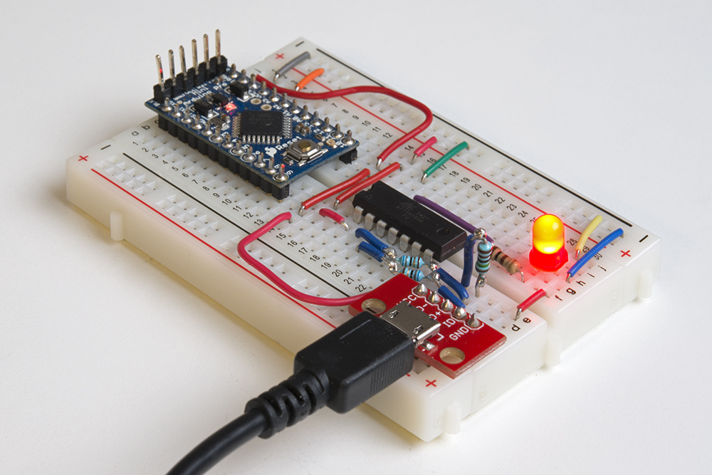 How to install an attiny bootloader with virtual usb