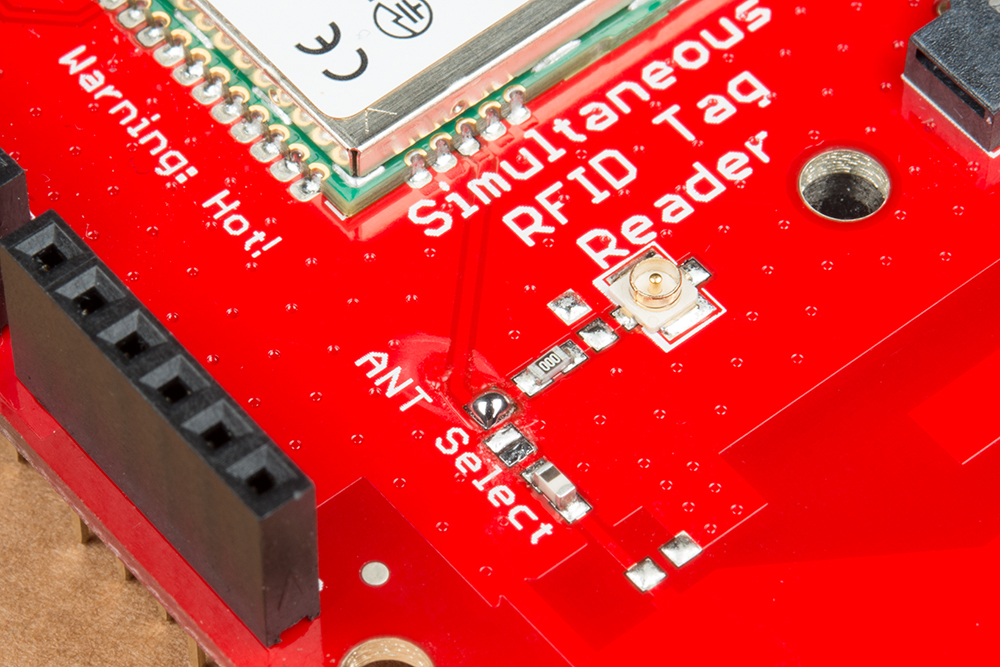 Simultaneous Rfid Tag Reader Hookup Guide Learn Sparkfun Com