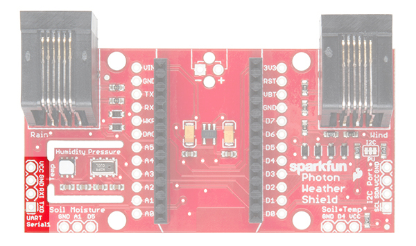 Photon Weather Shield Hookup Guide V11 - learn sparkfun com