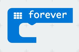 forever code block