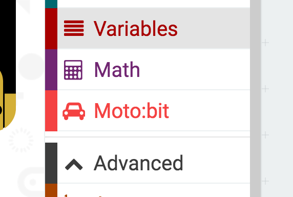 Closeup Moto:bit