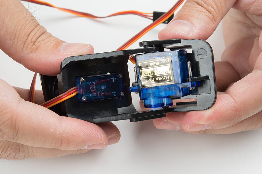 Setting Up the Pi Zero Wireless Pan-Tilt Camera - learn