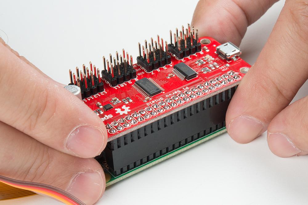 Setting Up the Pi Zero Wireless Pan-Tilt Camera - learn sparkfun com