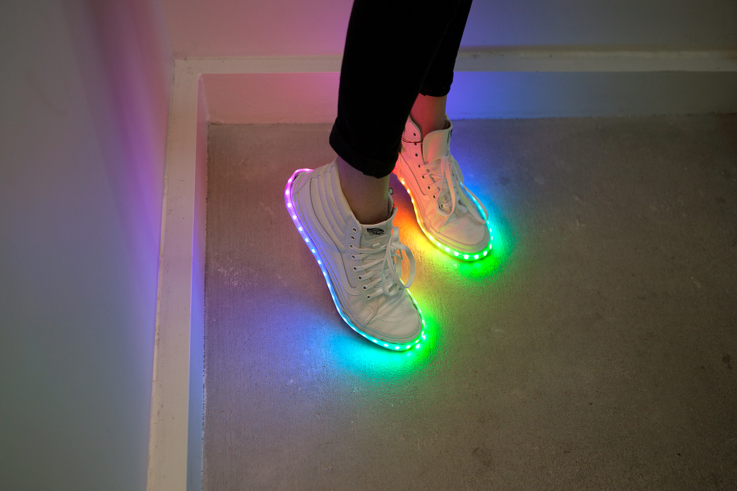 Light-Up Kicks