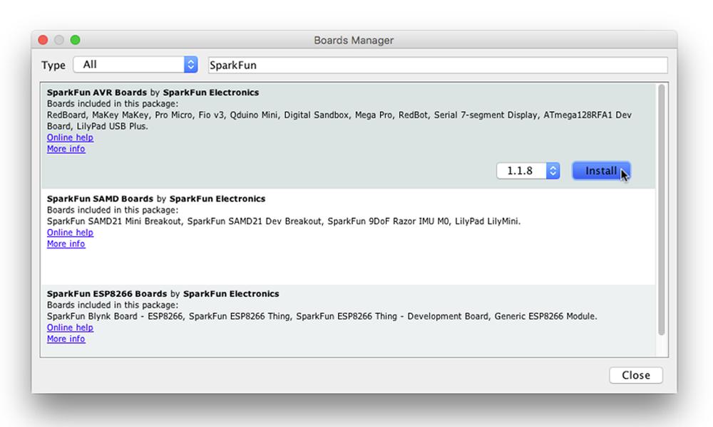 LilyPad USB Plus Hookup Guide - learn sparkfun com