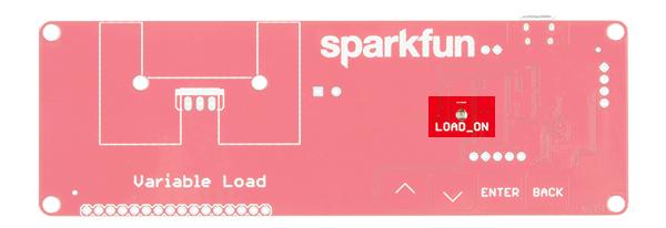 Load Status LED