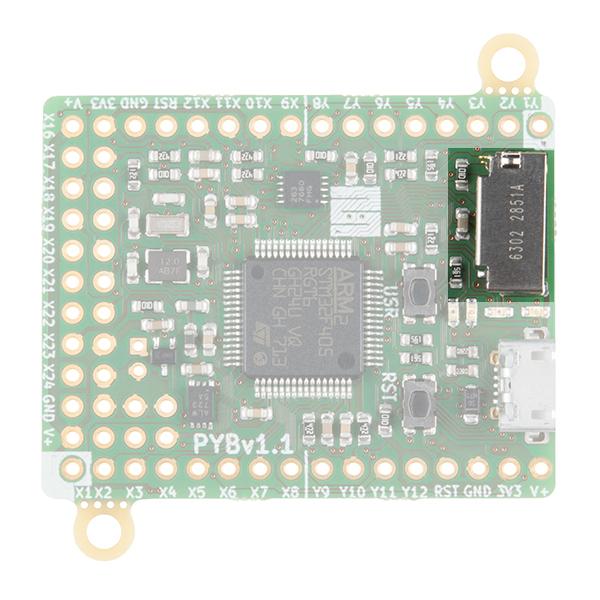 pyboard SD card
