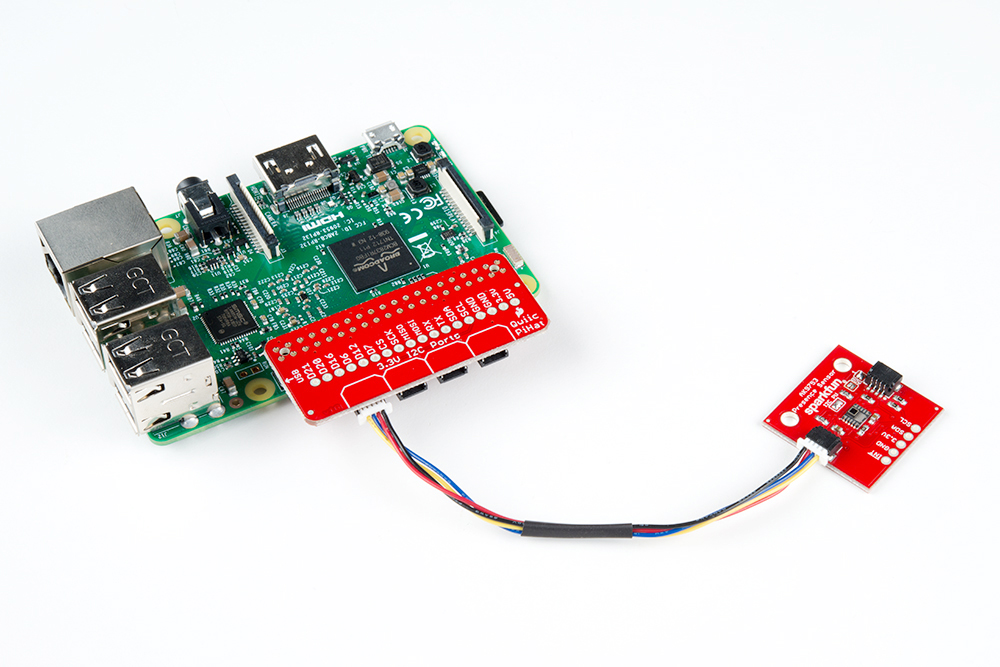 Qwiic HAT for Raspberry Pi Hookup Guide - learn sparkfun com