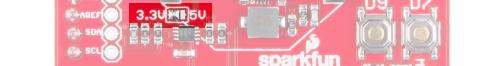Voltage supply jumper