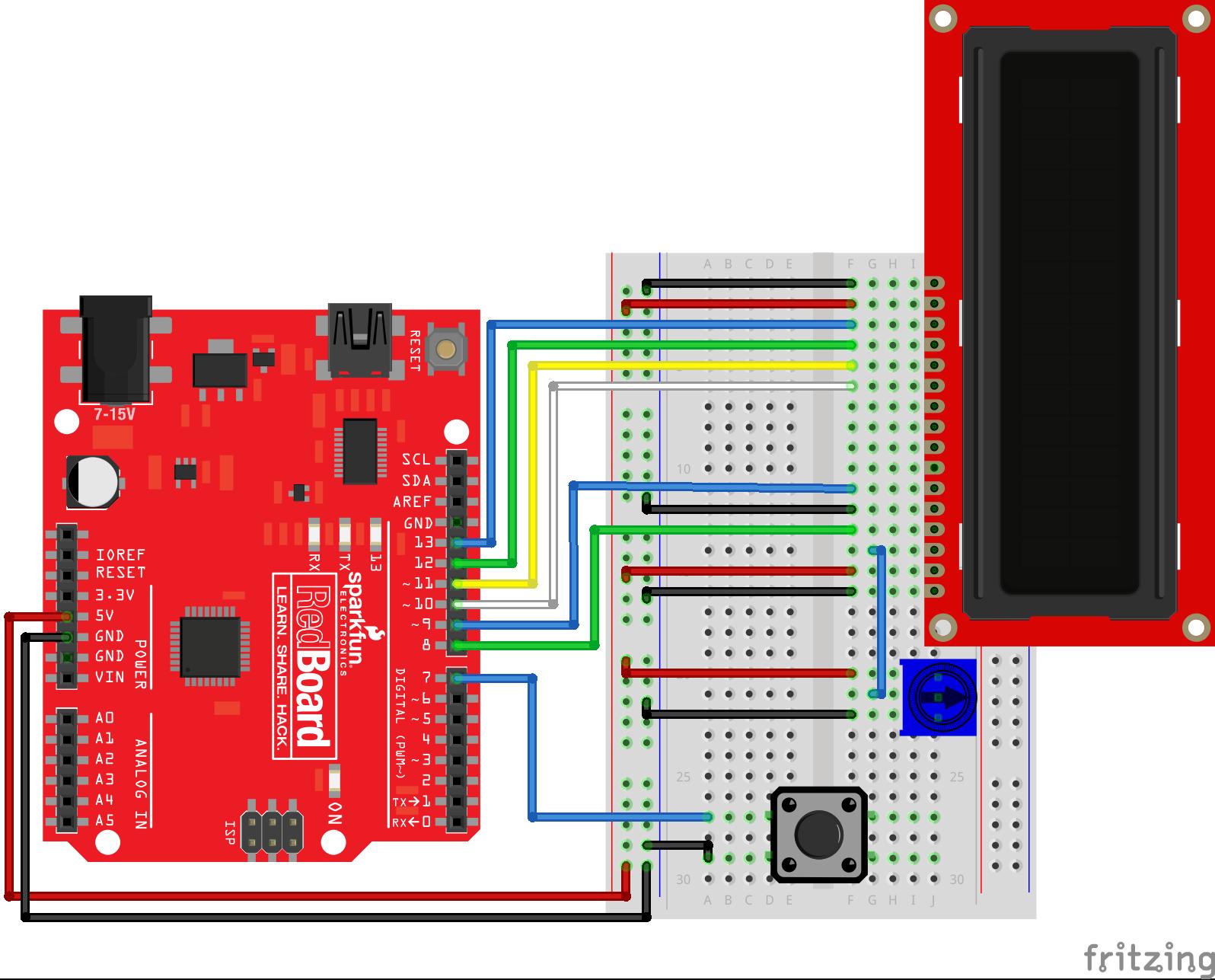 Endless Runner Game Electronic Circuit Diagram Sik V40