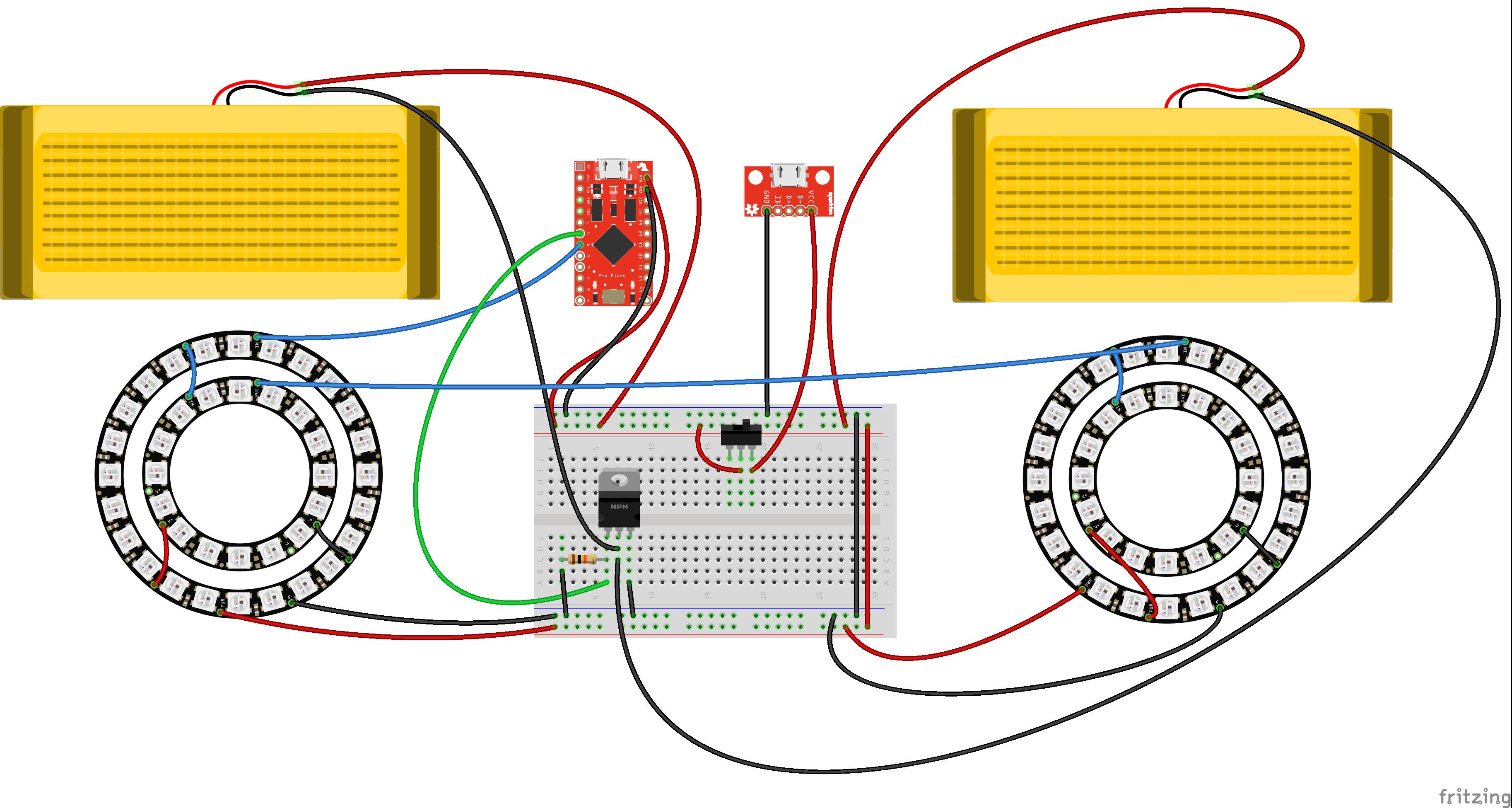 Diy Heated Earmuffs Foam Cutter Wiring Diagram Fritzing