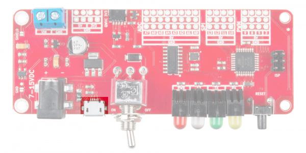 micro-B Connector