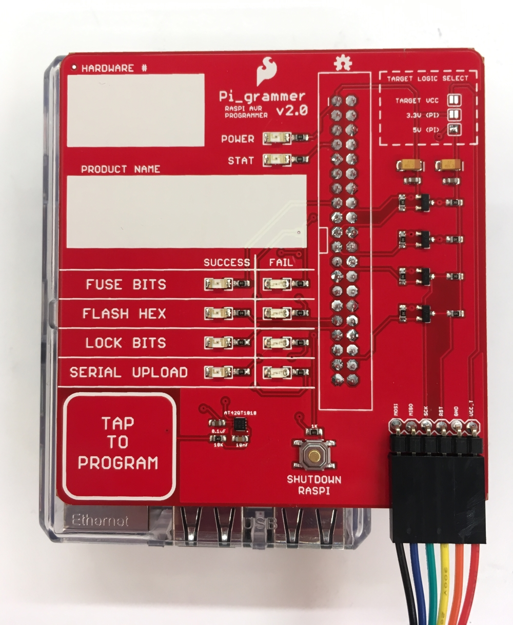 Raspberry Pi Stand-Alone Programmer - learn sparkfun com