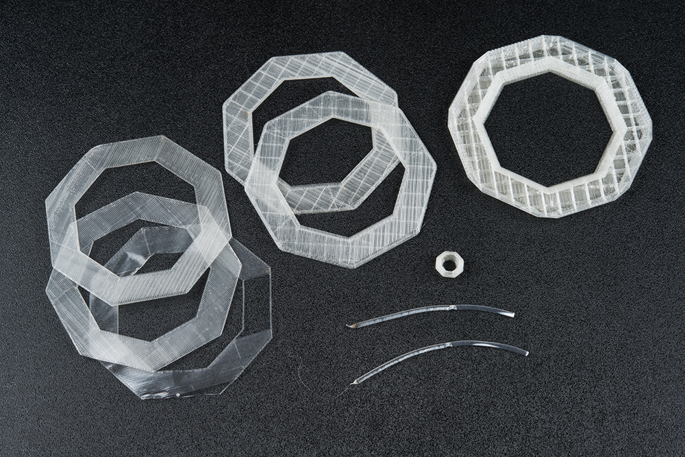 Enginursday: An Interactive, 3D Printed, LED Diamond Prop