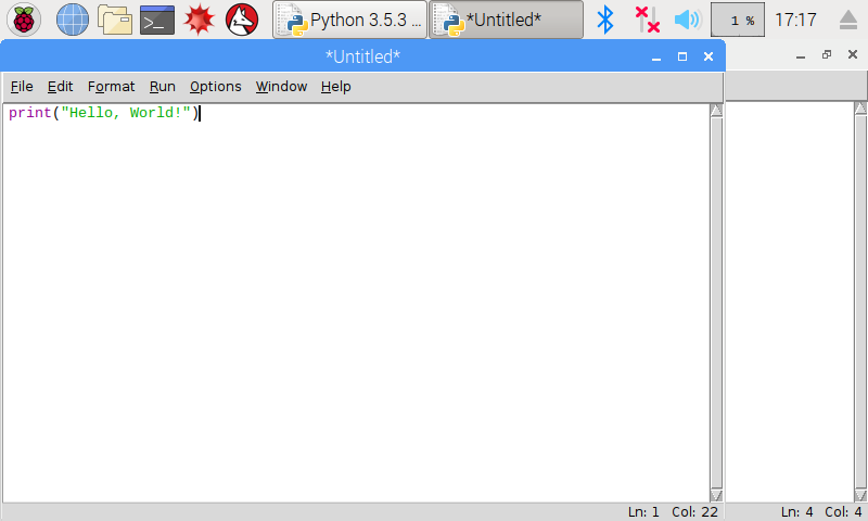 Python Programming Tutorial: Getting Started with the Raspberry Pi