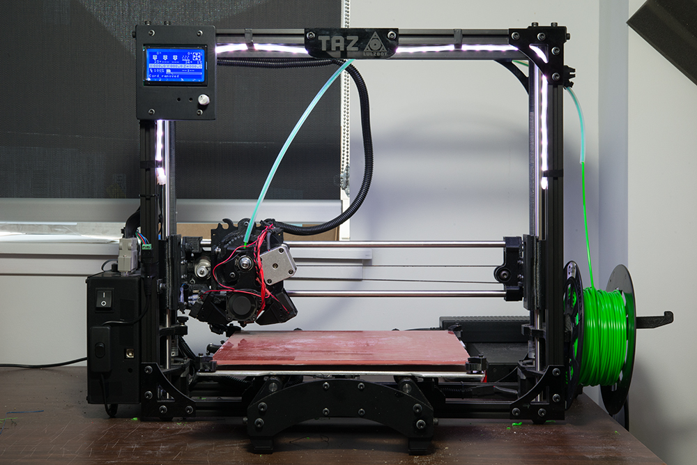 Enginursday: Light Up Your 3D Printer's Bed - News - SparkFun