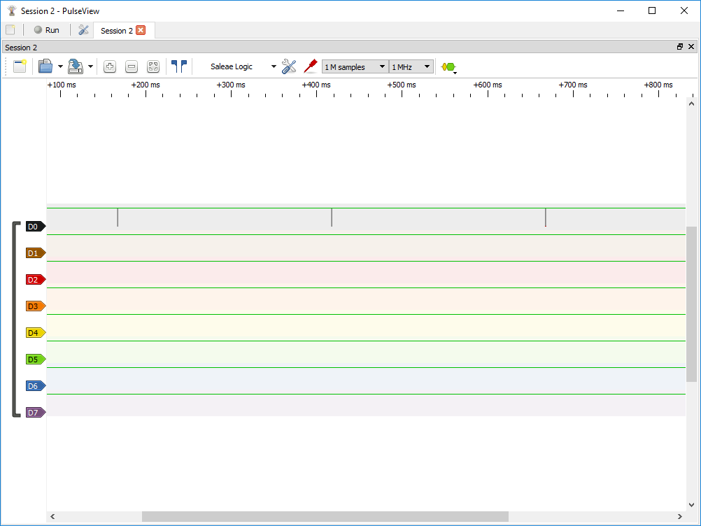 Using the USB Logic Analyzer with sigrok PulseView - learn