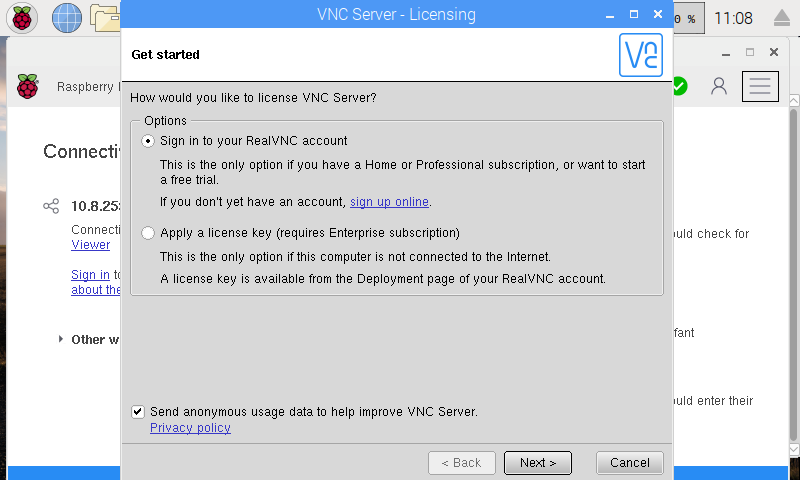 How to Use Remote Desktop on the Raspberry Pi with VNC