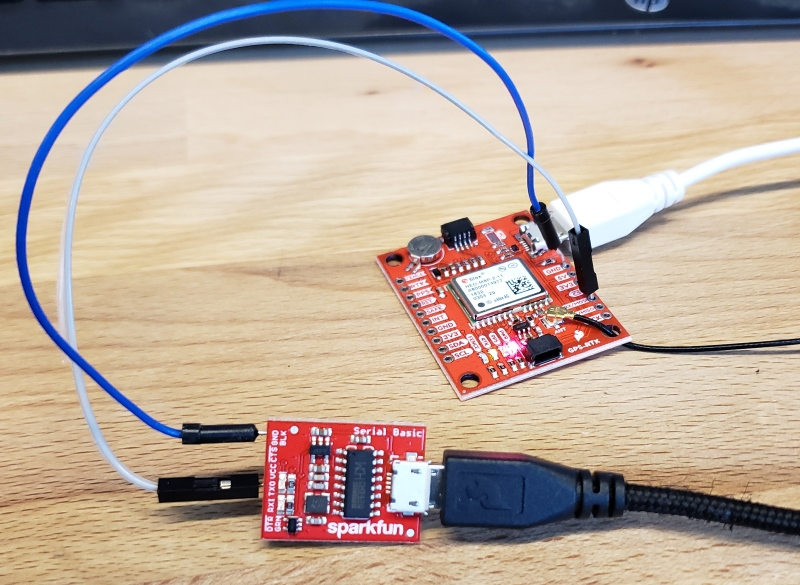 GPS-RTK Hookup Guide - learn sparkfun com
