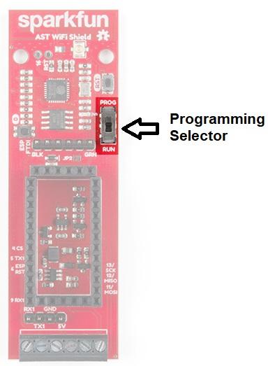 Programming Selector Port
