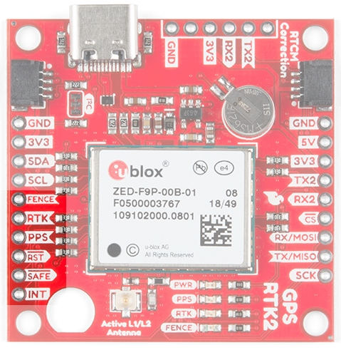 GPS-RTK2 Hookup Guide - learn sparkfun com