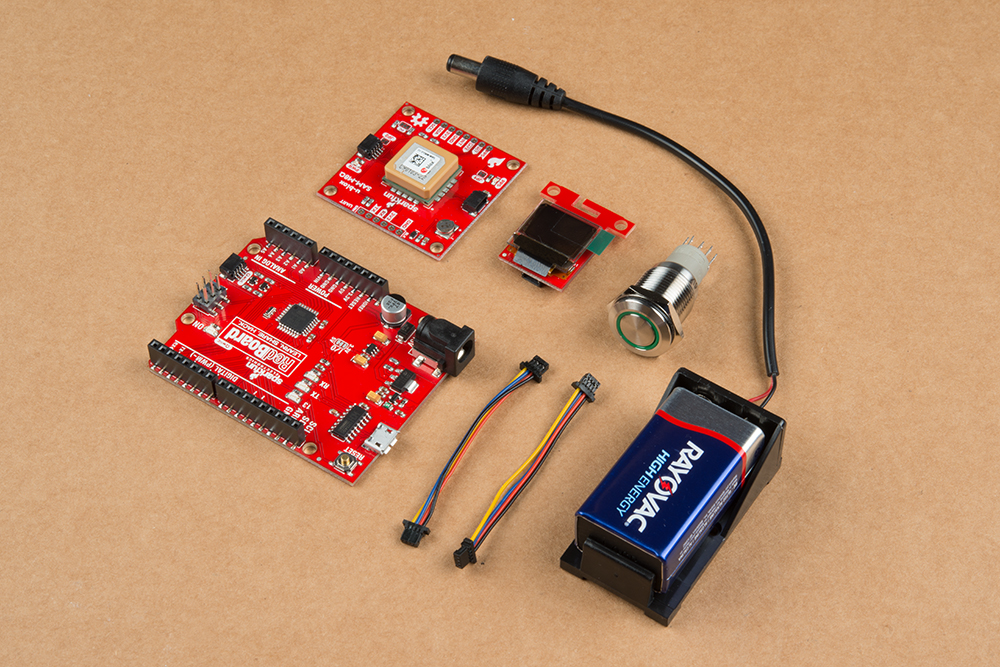 Swell Displaying Your Coordinates With A Gps Module Learn Sparkfun Com Wiring Digital Resources Nekoutcompassionincorg