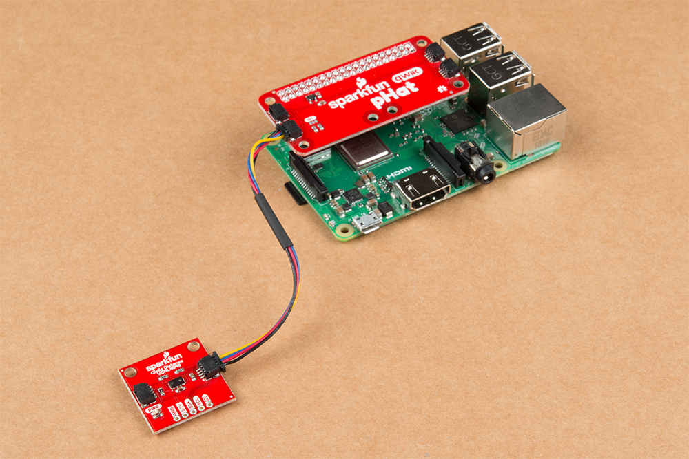 Qwiic Kit for Raspberry Pi Hookup Guide - learn sparkfun com