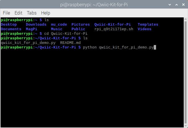 Run Demo via Command Line