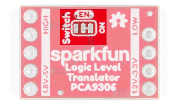 PCA9306 Logic Level Translator Hookup Guide (v2) - learn