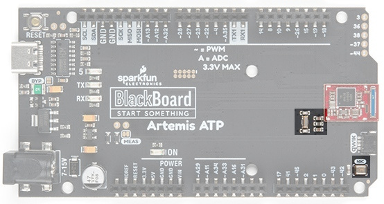 PDM Microphone and RTC on BlackBoard Artemis ATP