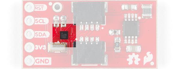MAX32664 - Biometric Sensor Hub