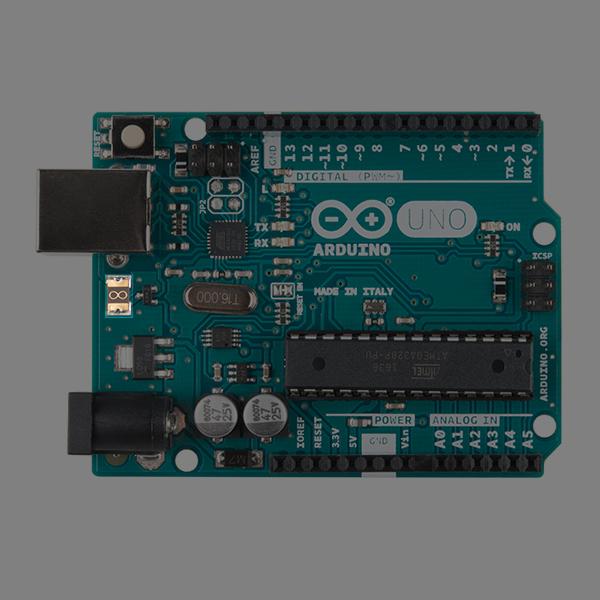Custom SMD PTC on Arduino Uno