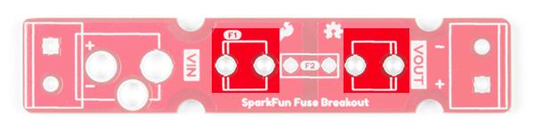 Fuse Clip Locations