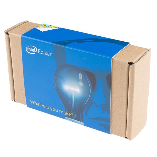 Intel edison and arduino breakout kit dev